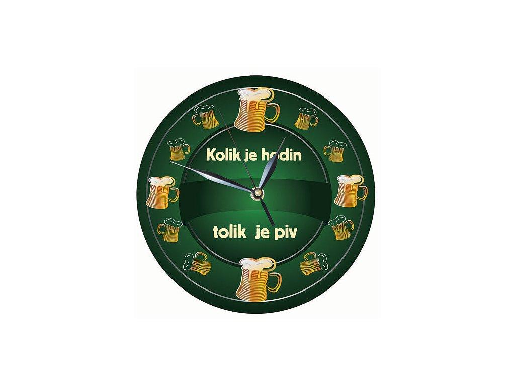 products BC190358 hodiny pivo