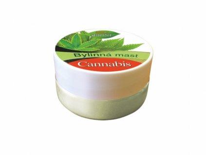 bylinna mast cannabis 51 ml 790