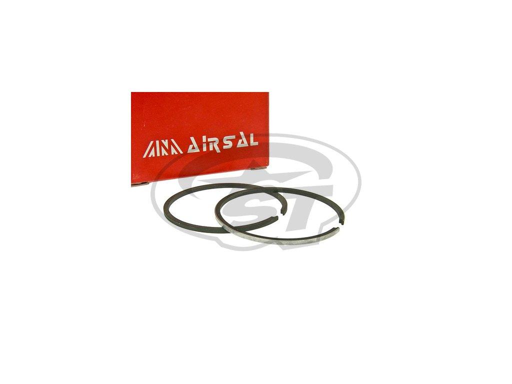 Sada pístních kroužků Airsal T6-Racing 49.2cc 40mm Minarelli horizontal AC