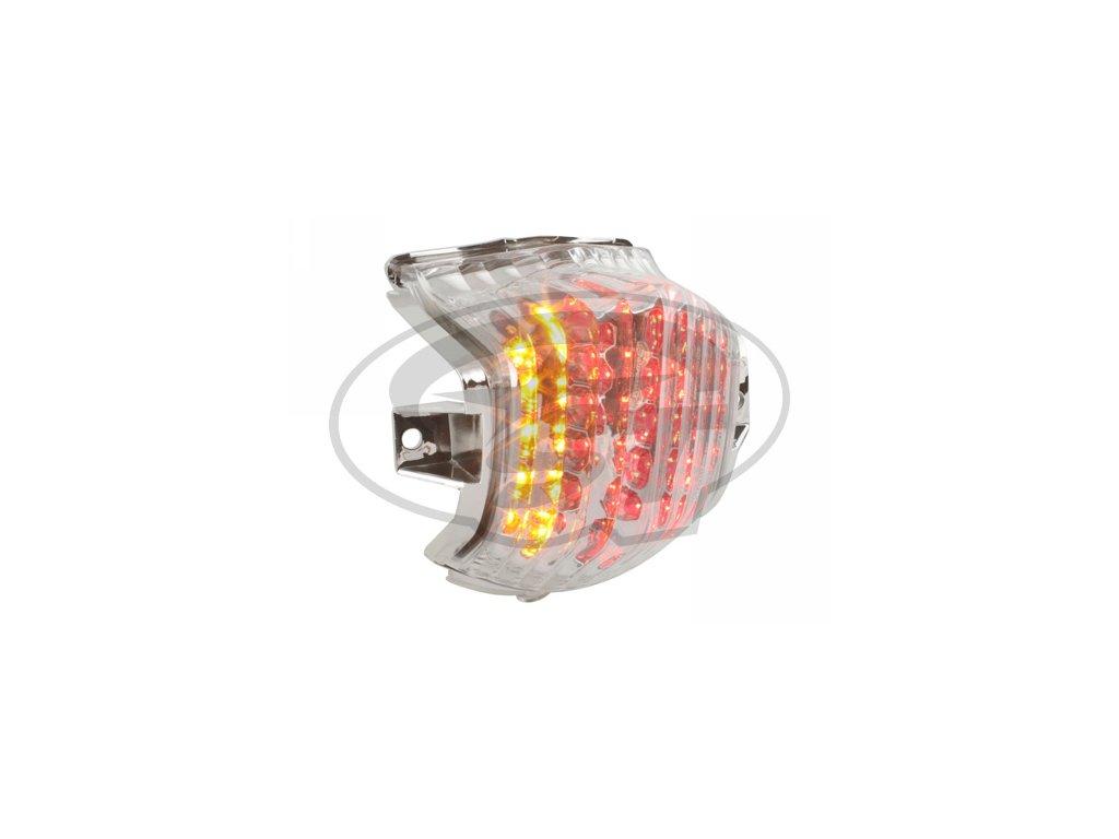 Zadní světlo STR8 Lexus LED, s blinkry, SR Factory, s homologací