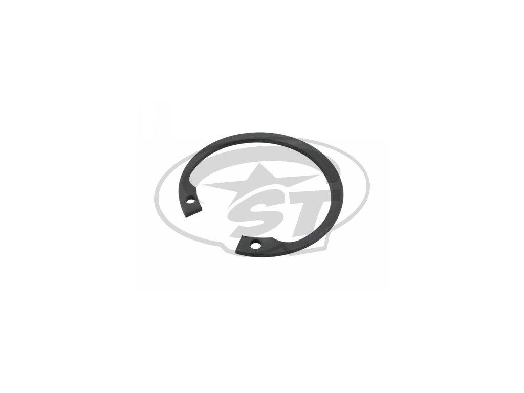 Pojistný kroužek Motoforce, 44,8 mm, z. kolo, Piaggio