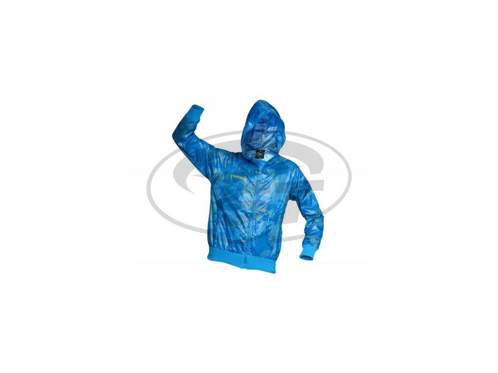 Bunda Stage6 Windbraker, modrá, M