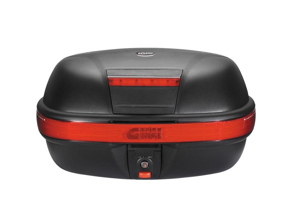 Kufr GiVi, Deluxe 46l, černý, Monokey