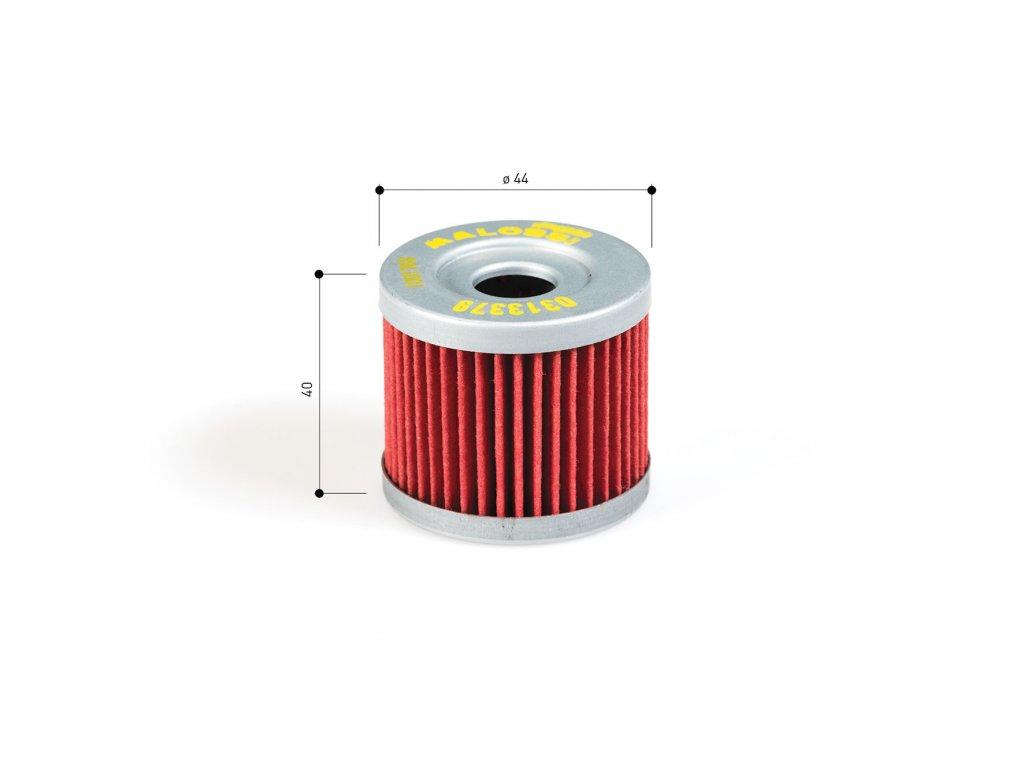 Olejový filtr Malossi Red Chilli, Suzuki Burgman UH 125-150   Burgman K7-10 400   Epicuro 125-150
