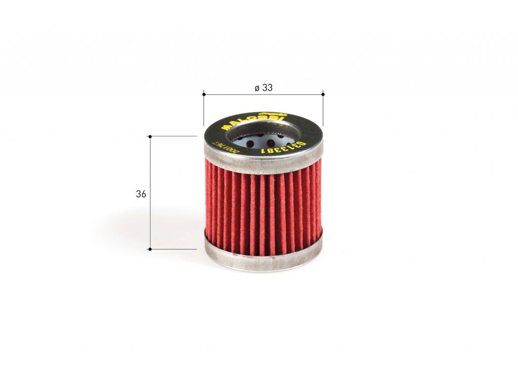 Olejový filtr Malossi Red Chilli, Piaggio   Vespa 125 4T old