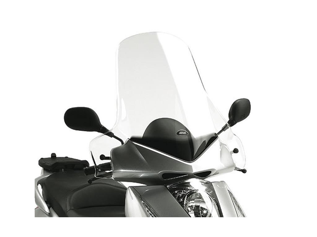 Plexi GiVi, Honda Pantheon 125 / 150 r.v. 03-08