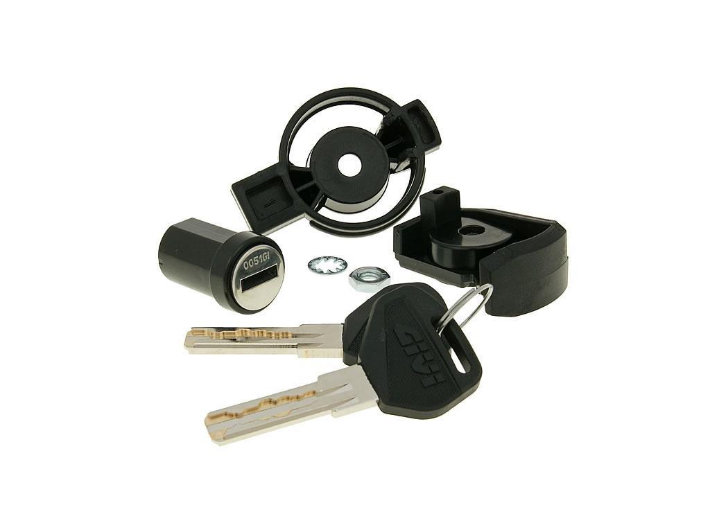Zámek s klíčema pro kufry GiVi