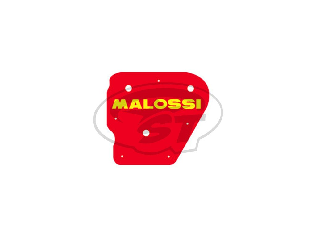 Vložka vzduchového filtru Malossi Red Sponge, Aprilia, Minarelli