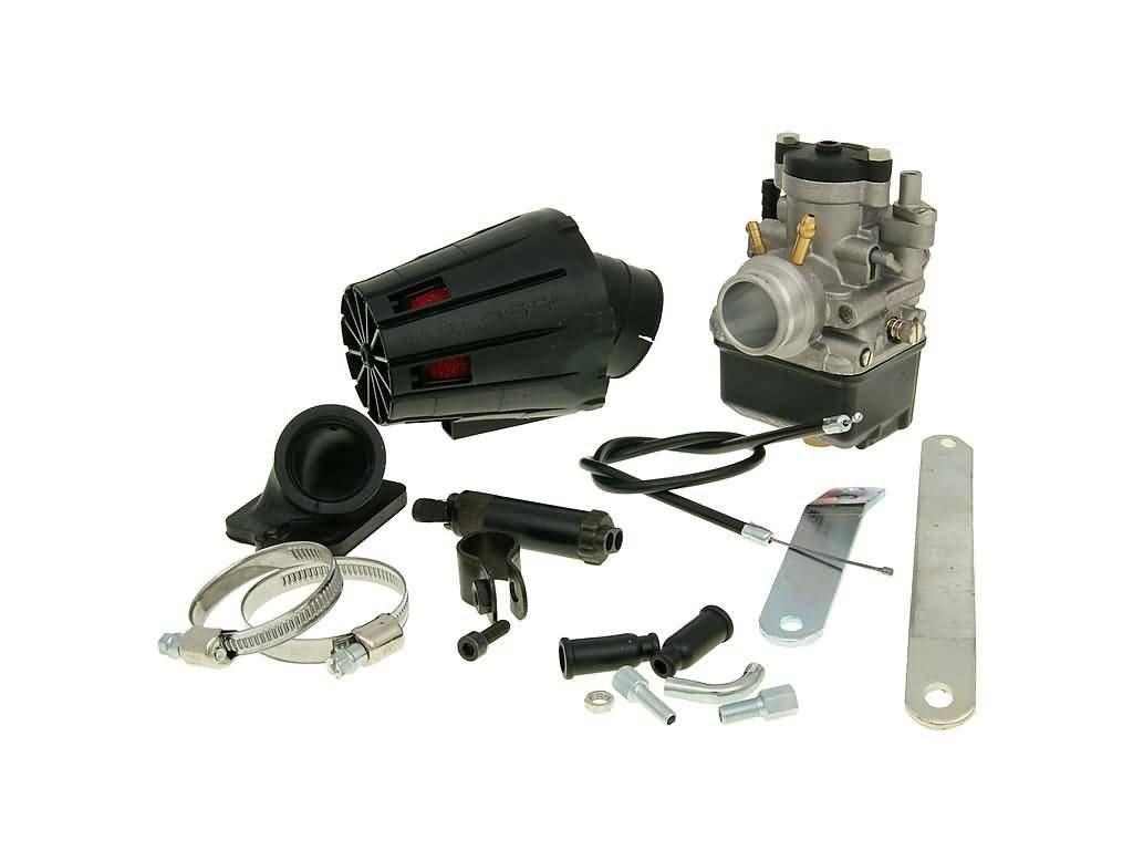 Karburátorový kit Malossi MHR 25 mm, Piaggio