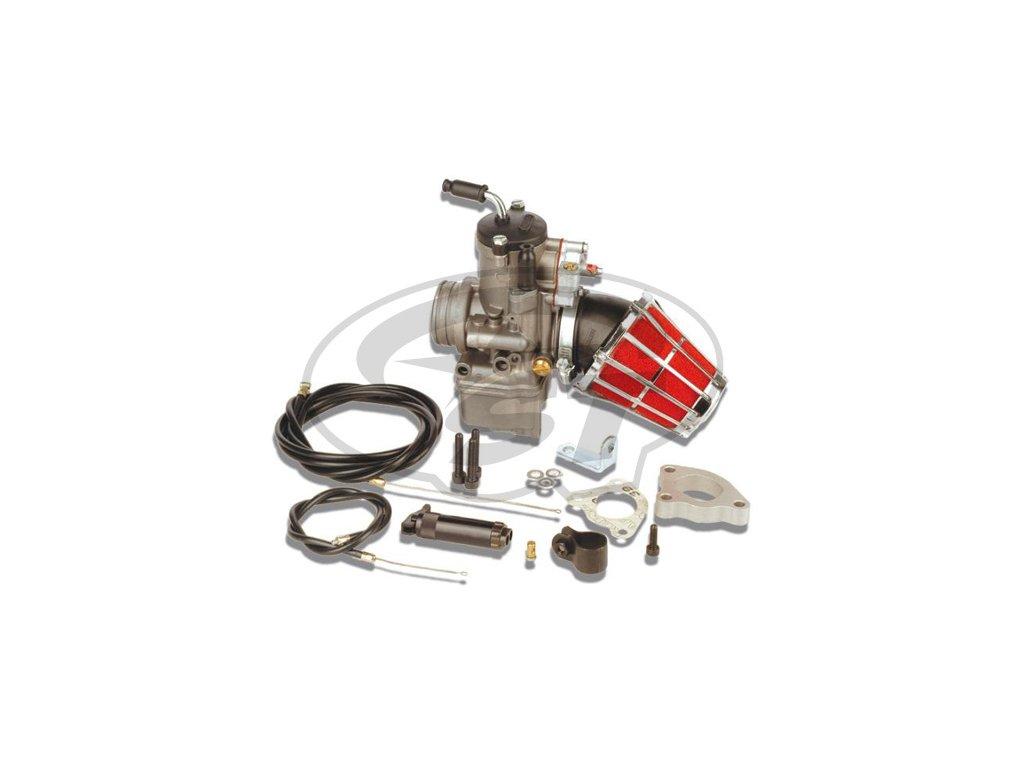 Karburátorový kit Malossi MHR PHF 34 mm, 125-200ccm Gilera
