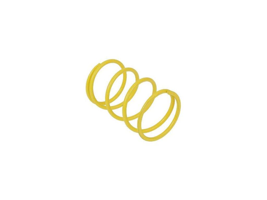 Kontrastní pružina Malossi, žlutá, Honda, Peugeot