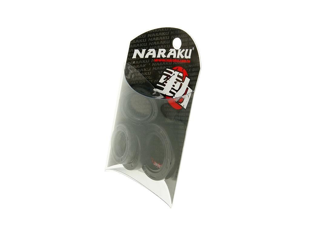 Sada gufer motoru Naraku, Honda X8R (4ks)