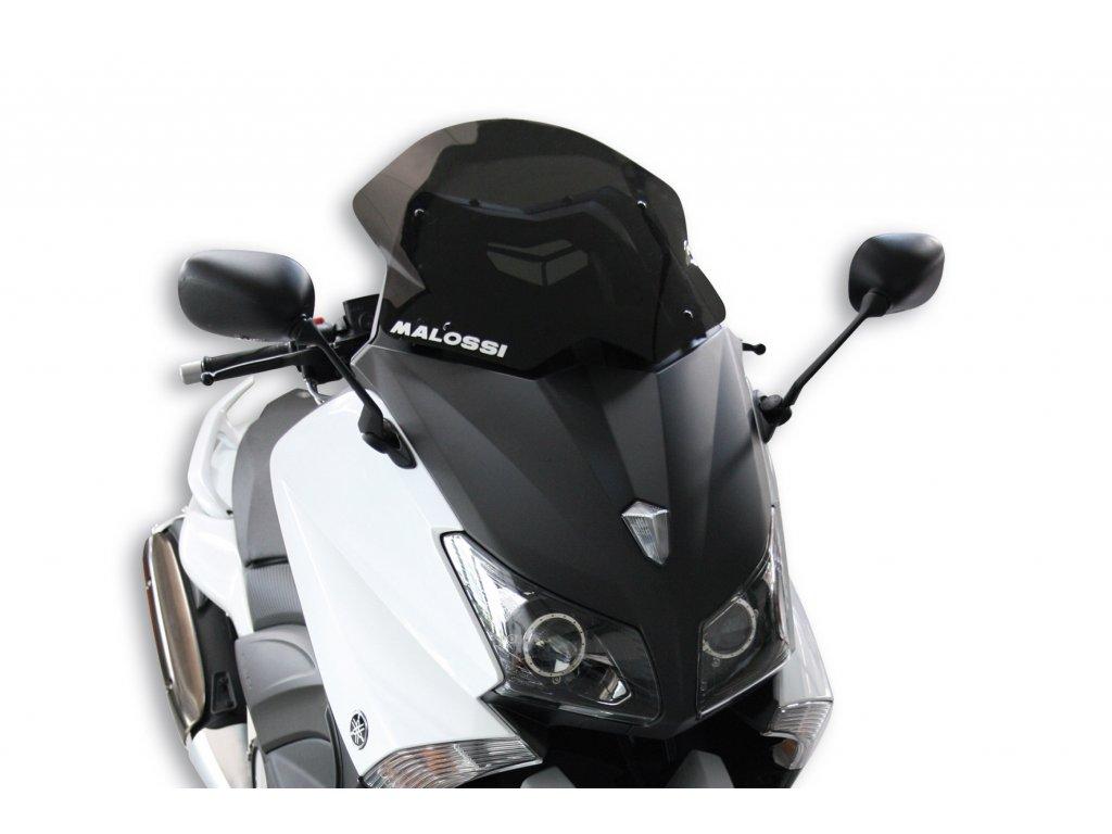 Větrný štítek Malossi MHR, černý, Yamaha T-Max 530
