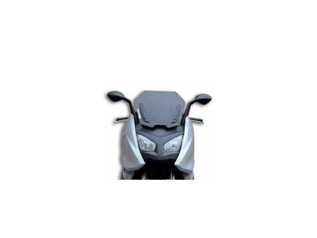 Větrný štítek Malossi MHR, černý, BMW C Sport 600 ie 4T LC euro 4