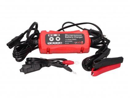 Nabíječka baterií Speeds BL150 6V 12V, 2-65Ah