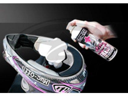 Muc-Off Helmet Foam Sanitizer 400 ml