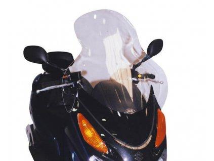 Plexi GiVi, Suzuki UH 125 / 150 Burgman r.v. 02-06
