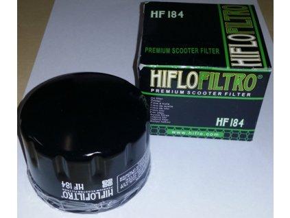 Olejový filtr Hiflo, Aprilia Gilera Piaggio 400-500ccm