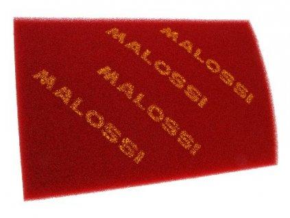 Vložka vzduchového filtru Malossi Red Sponge Double Layer, Univerzální 20x30 cm