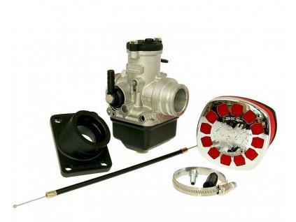 Karburátorový kit Malossi MHR PHBH 26 BS, Minarelli AM, Derbi, Generic, KSR-Moto, Keeway, Motobi, Ride, CPI, 1E40MA, 1E40MB