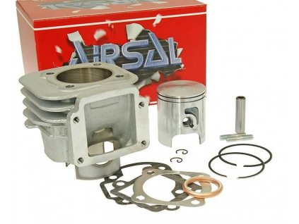 Válec Airsal T6 Tech-Piston 69.7cc 47.6mm Minarelli vertical