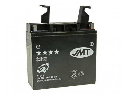 Baterie JMT Gel Line 51913