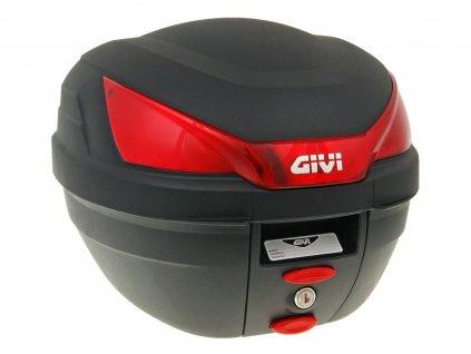 Kufr GiVi B27 Bauletto Monolock, černý, 27 L