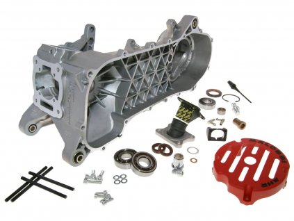 Blok motoru Malossi MHR C-One 70cc, Piaggio 50 LC dlouhý blok