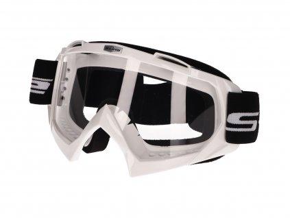 MX brýle S-Line bílá