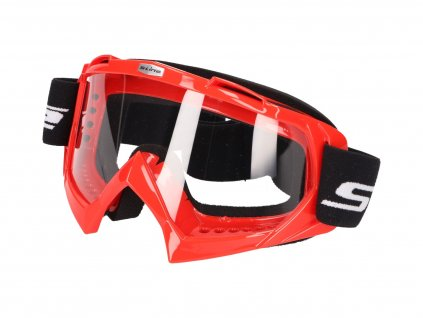 MX brýle S-Line červená