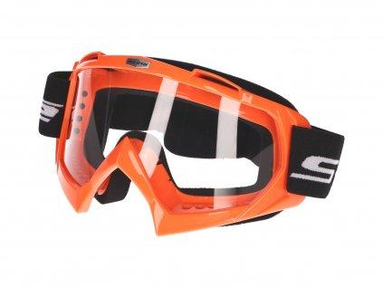 MX brýle S-Line orange