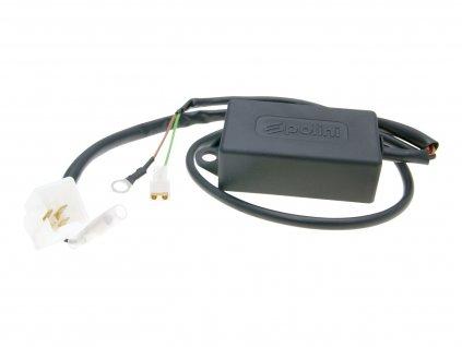 CDI Polini pro digitální zapalování, Minarelli, AM6, Piaggio LC, D50B0