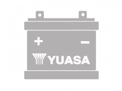 Baterie Yuasa YuMicron YB16-B-CX bez kyseliny