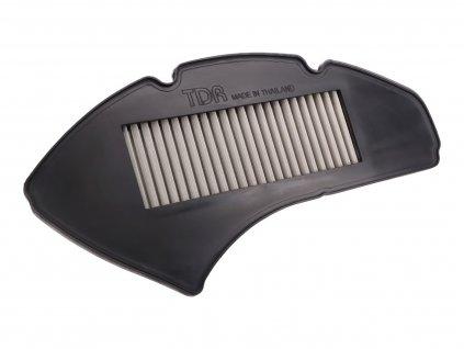 Vzduchový filtr TDR High Performance nerez, Yamaha N-Max 125
