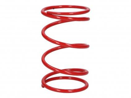 Kontrastní pružina Malossi červená +30% Piaggio 125-300cc