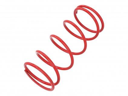 Kontrastní pružina Malossi MHR červená K5.5 / L135mm, GY6, Kymco, Honda, Piaggio iGet 125cc, 150cc