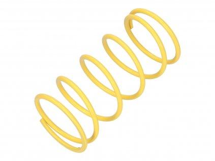 Kontrastní pružina Malossi MHR žlutá K4.3 / L115mm, Piaggio 125, 150cc 3V iGet