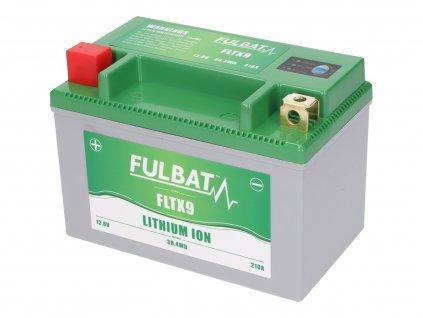 Baterie Fulbat FLTX9 LITHIUM ION M/C