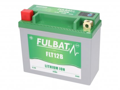 Baterie Fulbat FLT12B LITHIUM ION M/C