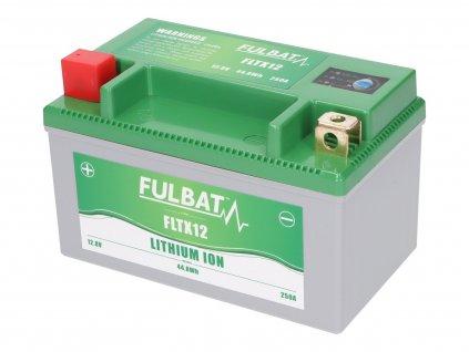 Baterie Fulbat FLTX12 LITHIUM ION M/C