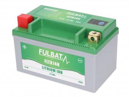 Baterie Fulbat FLTX14H LITHIUM ION M/C