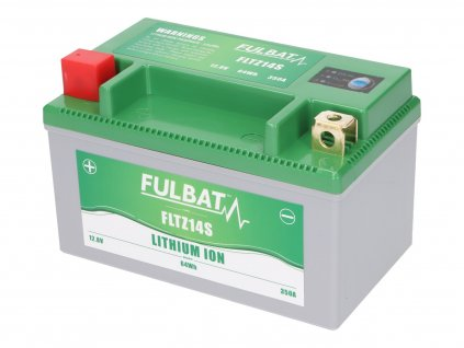 Baterie Fulbat FLTZ14S LITHIUM ION M/C