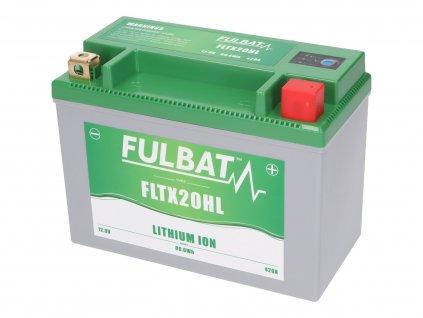 Baterie Fulbat FLTX20HL LITHIUM ION M/C
