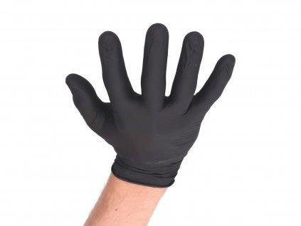 Gumové rukavice, velikost 10 (L) - 100ks