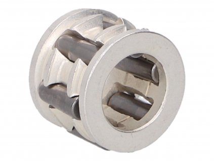 Ložisko pístního čepu R&D postříbřené - z 12mm na 10mm - 10x17x13mm