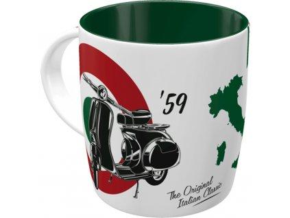 salek vespa the italian classic NTA43057