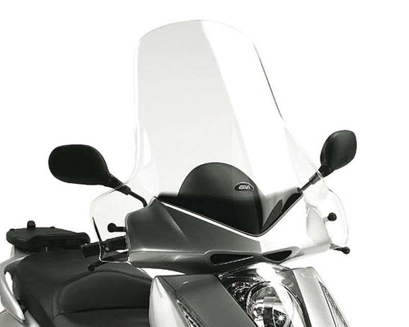 Plexi GiVi, Honda Pantheon 125 / 150 r.v. 03-08 WS-D219STG