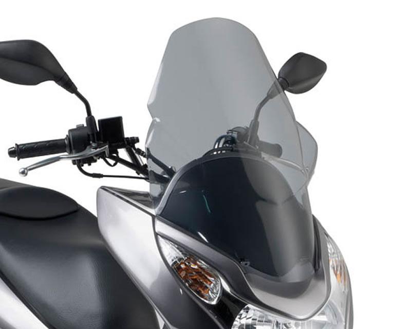 Plexi GiVi, zatmavené, Honda PCX 125 od r.v. 2010 do 2014 WS-D322SG