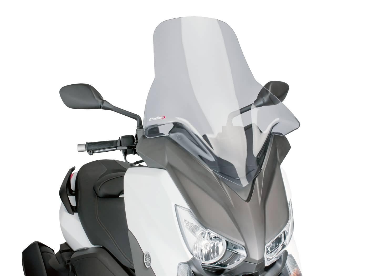 Plexi Puig V-Tech Line Touring kouřové, Yamaha X-Max 125, 250, 400 2014- PUI6874H