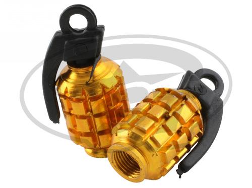 Čepičky ventilků STR8, Granate Varianta: zlatá STR-545.77/GO